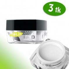 LED Gel, Clear 30g, 3 pcs