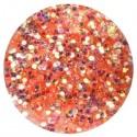 Glitter-hologrammid, oranþ, GH9