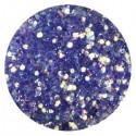 Glitter-hologrammid, tumelilla, GH18