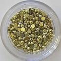 Pärlid, kuldne, P1