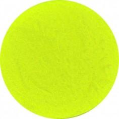 Värviline akrüülpulber, neoon-kollane, 05
