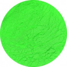 Acrylic Color Powder, neon green