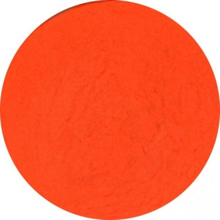 Acrylic Color Powder, neon orange
