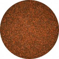 Värviline akrüülpulber, pruun, 24