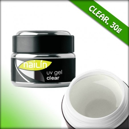 Ehitusgeel, Clear, 30g