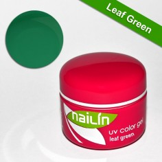 Color Gel, Leaf Green, 5g