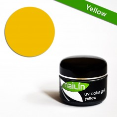 Basic värviline geel, Yellow, 5g