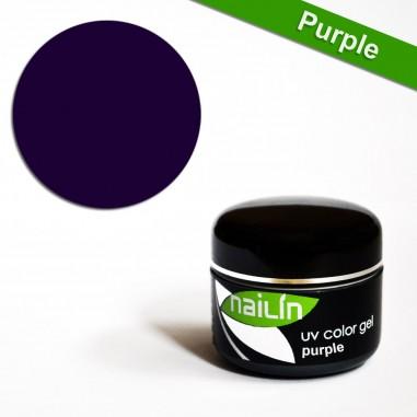Värviline geel, Purple, 5g