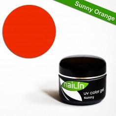 Värviline geel, Sunny Orange, 5g