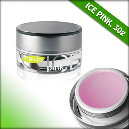 Builder Gel, Ice Pink, 30g
