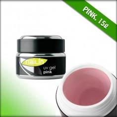 Aufbau-Gele, Pink, 15g