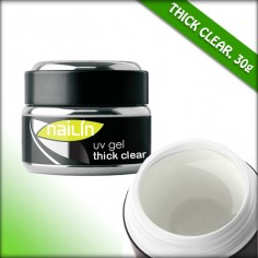 Builder Gel, Thick Clear, 30g