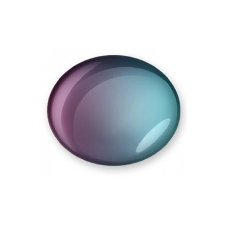2-värviline geel, Amethyst to Turquoise