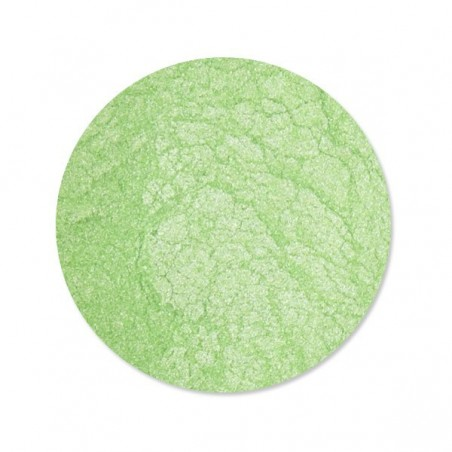 Pigment, light green