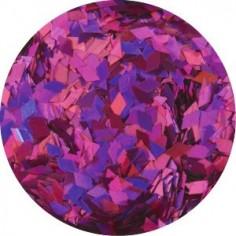 Confetti Rhombus, violet