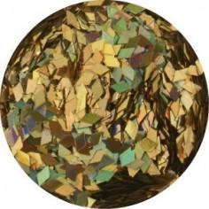 Confetti Rhombus, gold