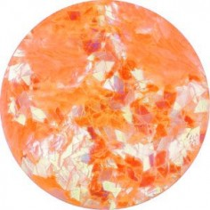 Hologramm-rombid, oranž