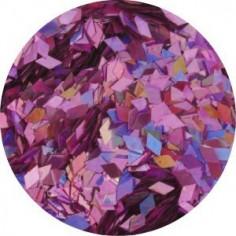 Hologramm-rombid, violet