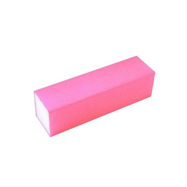 Buffer Pink 100 Grit Nail In