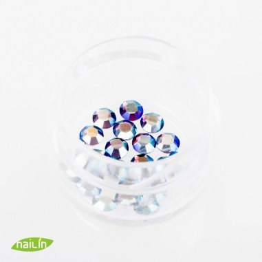 Swarovski Rhinestones, Crystal Vitral Light, 4mm