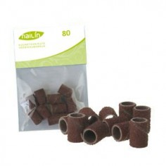 Sanding Bands, 80 grit, 10 pcs