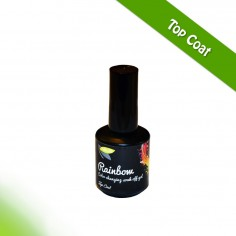 Rainbow, Top Coat, 15ml