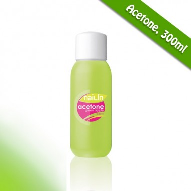 Acetone, Green Apple, 300ml