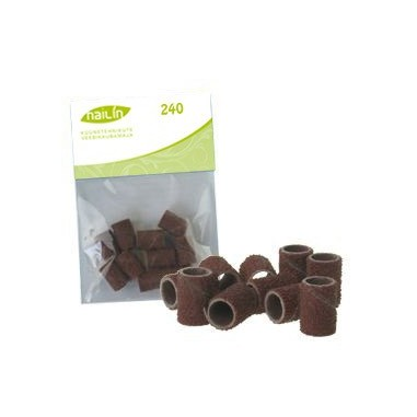 Sanding Bands, 240 grit, 10 pcs