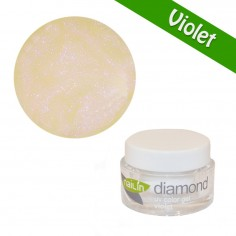 Värviline geel, Diamond Violet, 5g