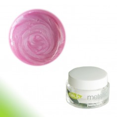 Farbgel, Metallic Pastel Soft Pink, 5g