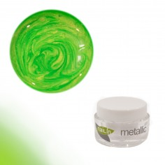 Color Gel, Metallic Golden Green, 5g