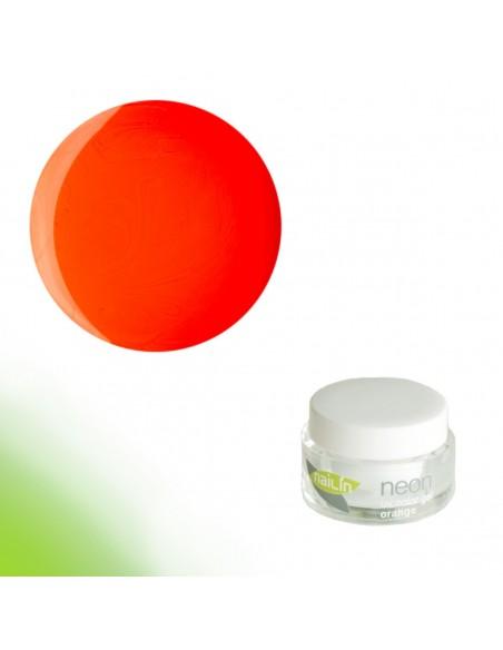 Color Gel, Neon Orange, 5g