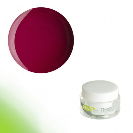 Värviline geel, Neon Purple, 5g