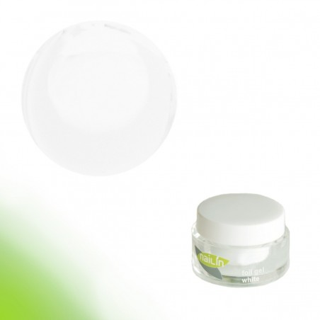 Fooliumi geel, White, 5g