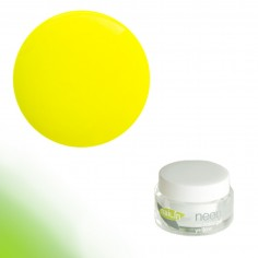 Värviline geel, Neon Yellow, 5g