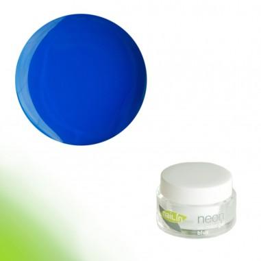 Värviline geel, Neon Blue, 5g