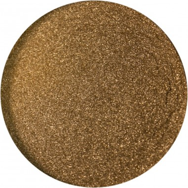 Chrome mirror pigment, gold