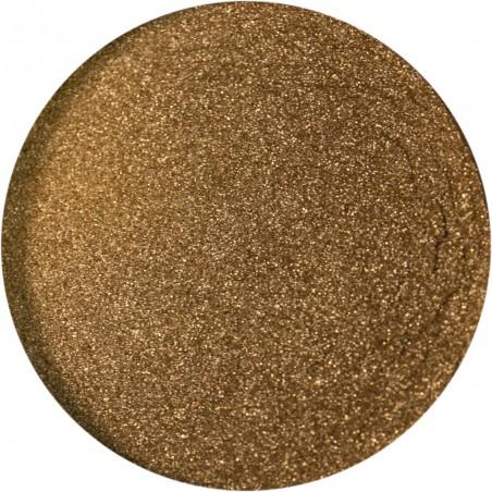 Chrome mirror pigment, gold