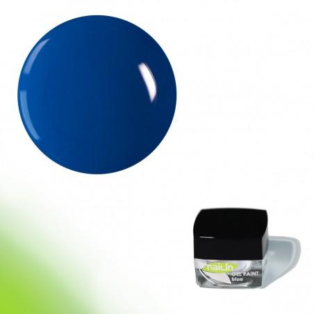 Gel Paint, Blue, 4g