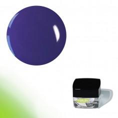 Värviline geel, Gel Paint Dark Violet, 4g