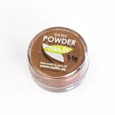 Satine pigment, Bronze