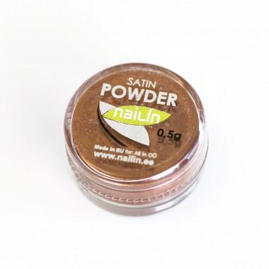 Satiin pigment, pronks
