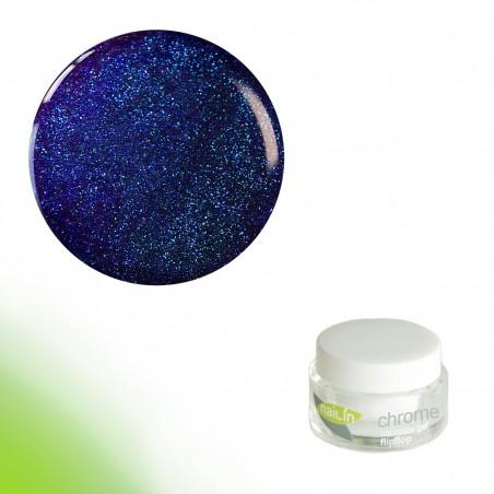 Värviline geel, Chrome FlipFlop Violet, 5g