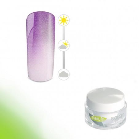Color Gel, Solar Glam Purple, 5g
