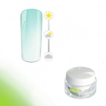 Värvimuutev geel, Solar Glam Mint, 5g