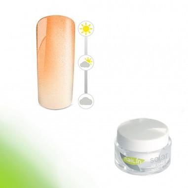 Color Gel, Solar Glam Apricot, 5g