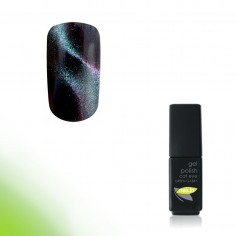 Hybrid Gel Polish, Cat Eye Green Gabby, 4,5g