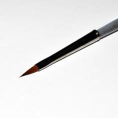 Gelpinsel, Pointed Nylon, nr 2