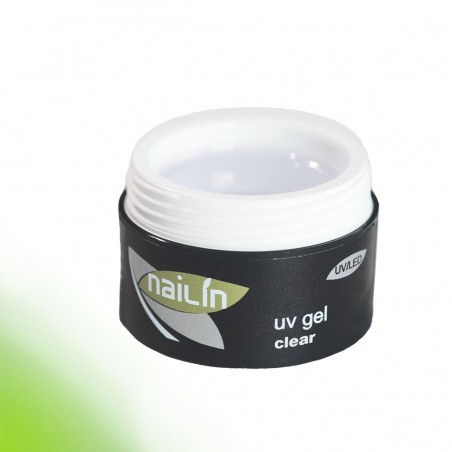 Builder Gel, Clear, 50g