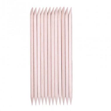 Wooden sticks, 11 cm, 12 pcs
